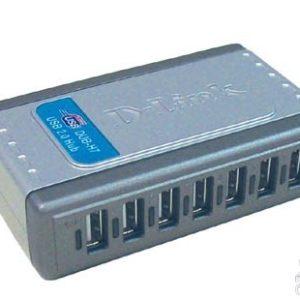 D-link DUB-H7 7Port USB 2.0 Hub PDUB-H7