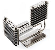 Thermalright VRM-R2 copper base + aluminum fin with 2 heatpipes VGA Cooler FRVC-TVRMR2