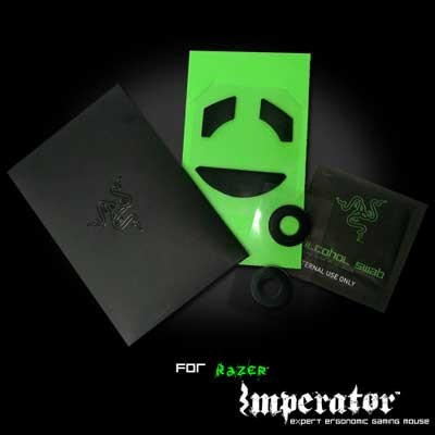Razer Imperator Gaming-grade Teflon Mouse Feet FRMO-RATF-I
