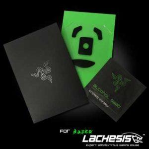 Razer Lachesis Gaming-grade Teflon Mouse Feet FRMO-RATF-L