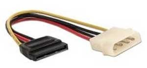 Generic 4Pin molex to Sata Power Converter Cable FRPS-AA4PS