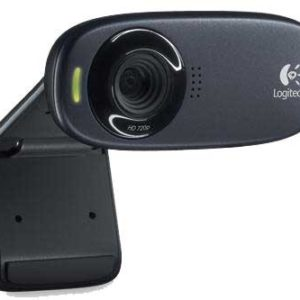 Logitech C310 HD Black 5Mp HD 720p Webcam DC960-000586
