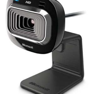 Microsoft Lifecam HD-3000 Truecolor Technology 720p HD Webcam