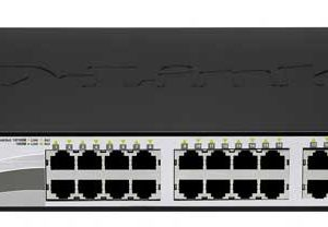 D-Link DES-1210-28 24 Port Gigabit Web Smart Switch