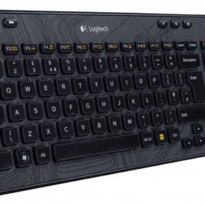 Logitech K360 Black Wireless Compact Keyboard