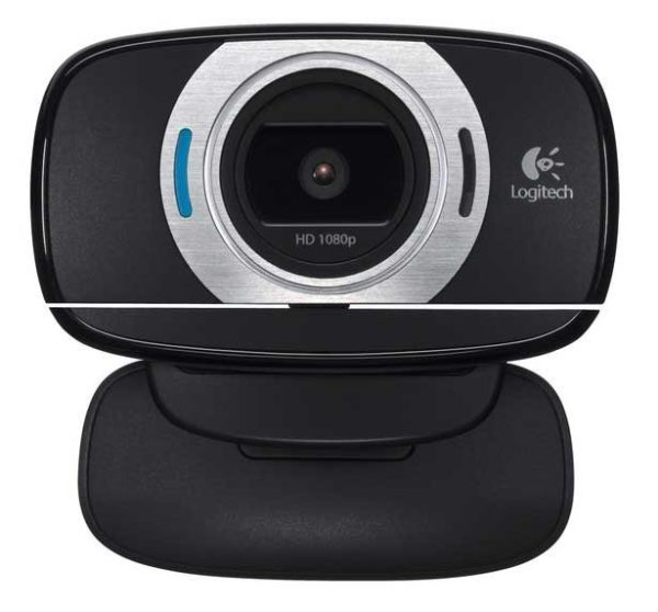 Logitech C615 Glass Lens 2MP 1080P Recording Webcam