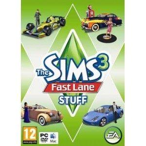 PC The Sims 3 Fast Lane Stuff EA5030937092392
