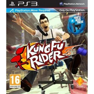 PS3 Kung Fu Riders Move ST6004416096385