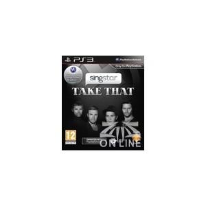 PS3 SingStar Take That ST6004416089837