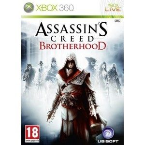 Used Xbox 360 Assassins Creed Brotherhood