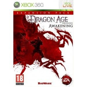Used Xbox 360 Dragon Age Awakening Origins