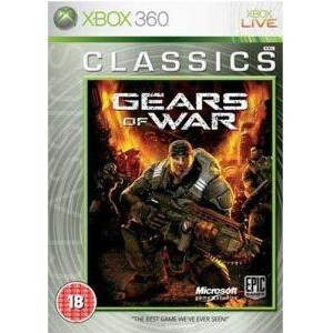 Used Xbox 360 Gears Of War Classic
