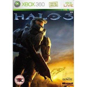 Used Xbox 360 Halo 3