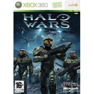 Used Xbox 360 Halo Wars