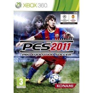 Used Xbox 360 Pro Evolution 2011
