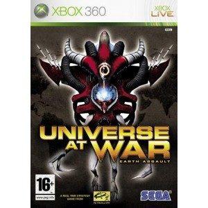Used Xbox 360 Universe At War