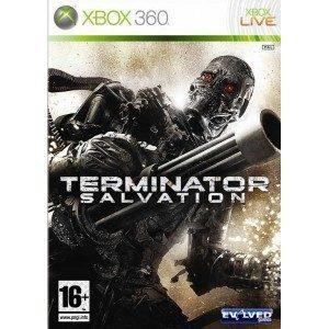 Used Xbox 360 Terminator Salvation
