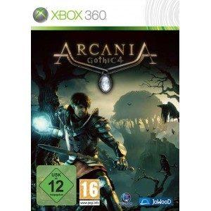 Used Xbox 360 Arcania Gothic 4