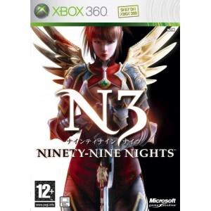 Used Xbox 360 Ninety Nine Nights