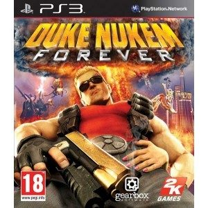 Used PS3 Duke Nukem Forever
