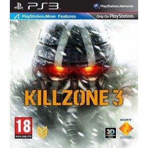Used Ps3 Killzone 3