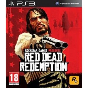 Used Ps3 Red Dead Redemption