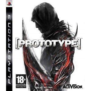 Used PS3 PROTOTYPE