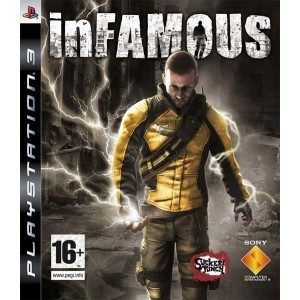 Used PS3 inFAMOUS