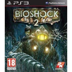 Used PS3 BioShock 2