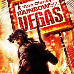 Used Xbox 360 Rainbow Six Vegas