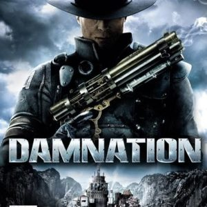 Used Xbox 360 Damnation