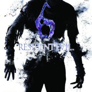 Used Xbox 360 Resident Evil 6