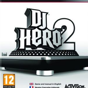 Ps3 Dj Hero 2 Sas pre owned