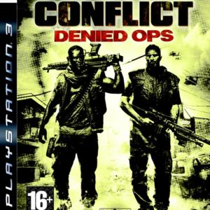 Ps3 Conflict Denied Ops Pre Owned