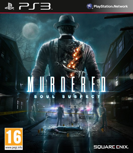 Ps3 Murdered Soul Suspect Pre owned