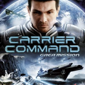 Xbox 360 Carrier Command Gaea Mission Pre Owned