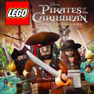 Xbox 360 Lego Pirates Of The Caribbean Pre Owned
