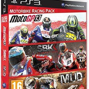 Ps3 Motorbike Racing Pack
