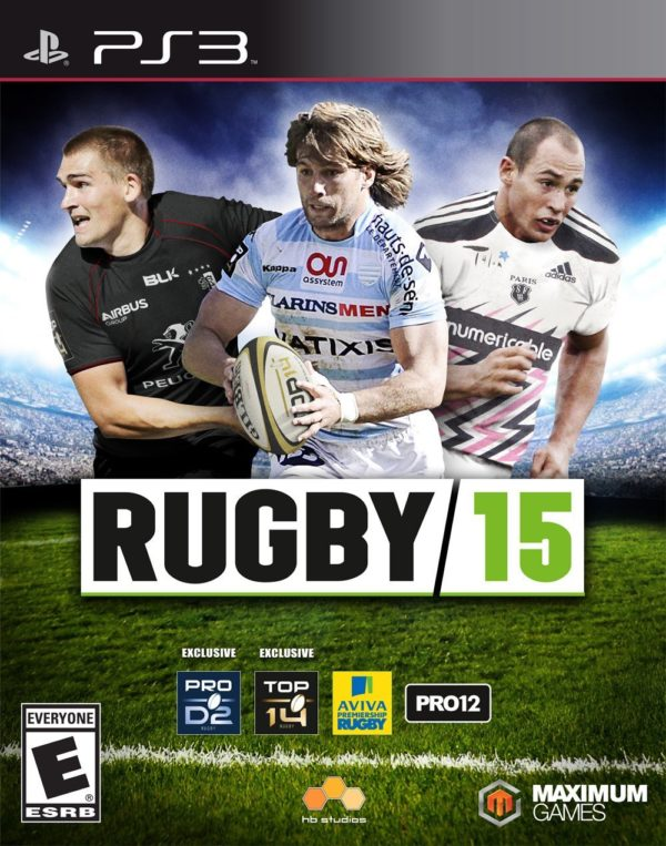 Ps3 Rugby 15 Pre Owned