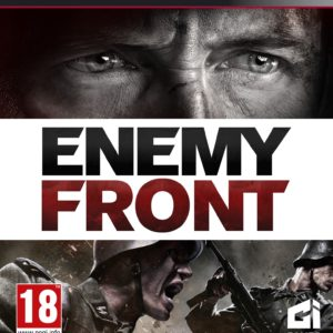 Ps3 Enemy Front pre-owned
