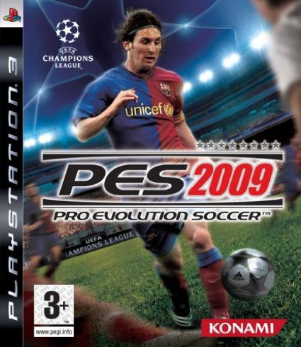 Ps3 Pro Evolution Soccer 2009