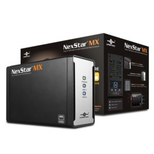 "NexStar MX Dual 2.5"" SATA 6Gb/s to USB 3.0 HDD/SSD RAID Enclosure"