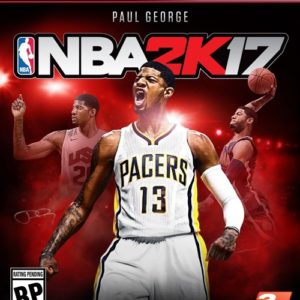 Xbox 360 NBA 2K17 (Kinect Compatible)