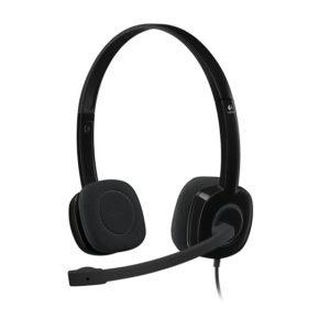 Logitech H151 black headset