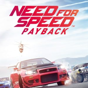 Need for Speed Payback Code In A box