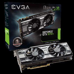 EVGA® GeForce® GTX 1070Ti