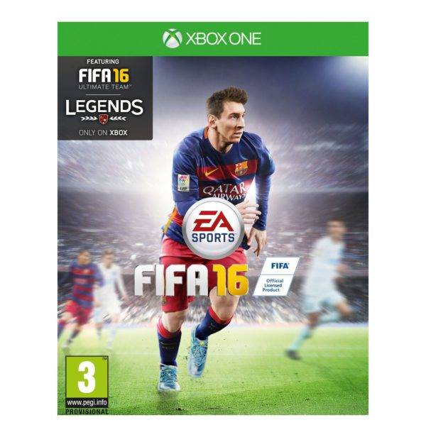 Xbox 1 Fifa 16 Pre-owned