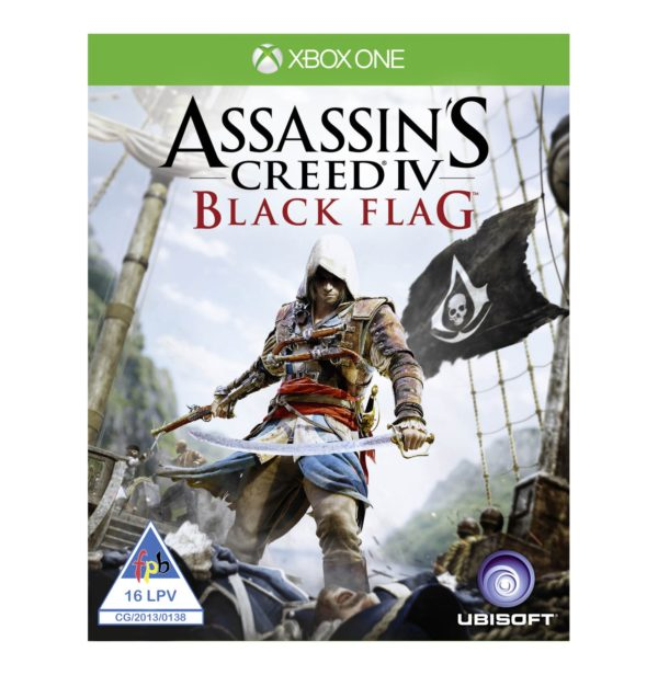 Xbox 1 Assassins Creed Iv Blackflag Pre-owned