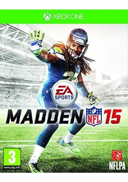 Xbox 1 Madden 15 Pre-owned