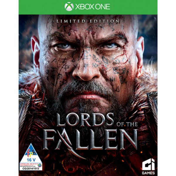 Xbox 1 Lords Of The Fallen Pre-owned